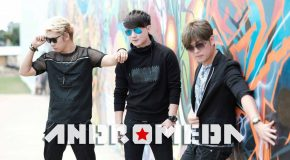 "ANDROMEDA Hits Single "" Cubit – Cubit Cinta""."